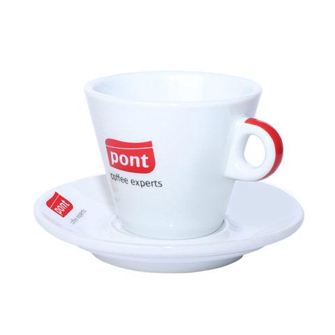 Taza cafè amb llet