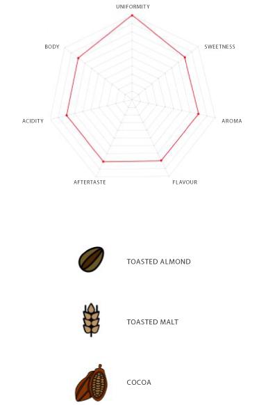Infographic Milenium Coffee
