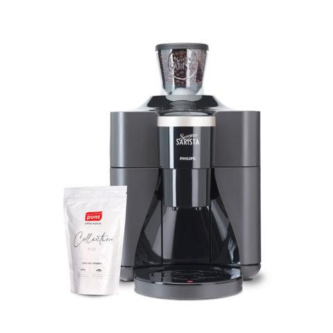 Cafetera Philips Senseo Sarista