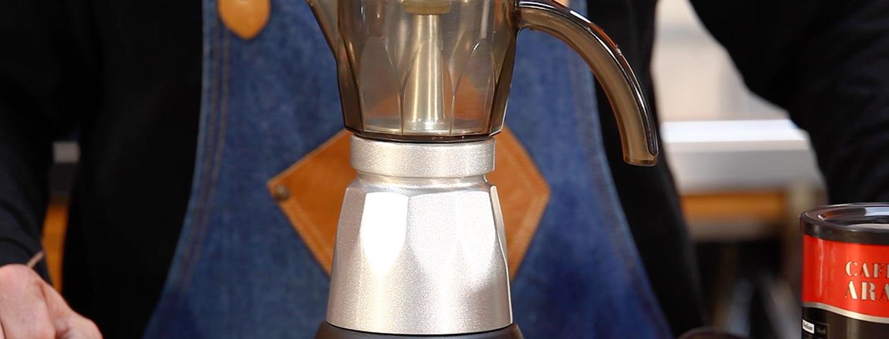 Cafetera Italiana Moka